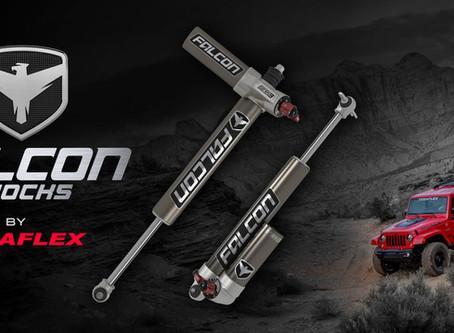 Falcon Shocks by TeraFlex - The New Benchmark!