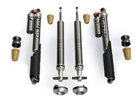 "Falcon Shocks Announces 2015+ Ford F-150: 4-6"" Lift Falcon Sport Tow/Haul Shock Absorber System!"