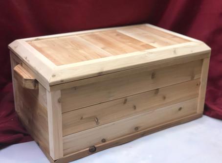 Cercueil pour petits animaux