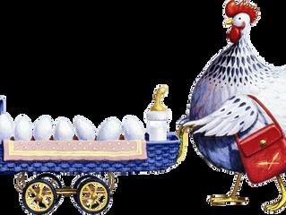 Joyeuse fête aux mères et aux mères-poules