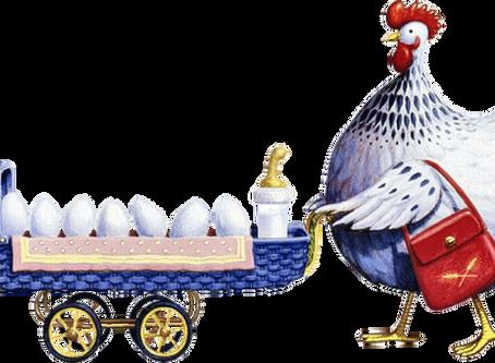 Joyeuse fête à toutes les mères, les grands mères, les arrières grands mères et les mères poules...