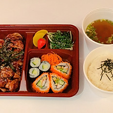187. Teriyaki Chicken Bento Set