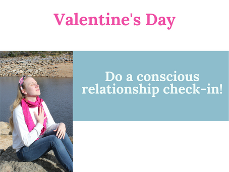 Time for a conscious relationship check-in!