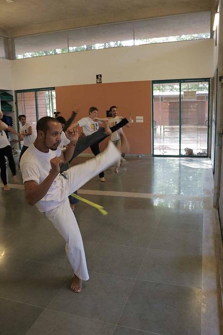 Dinesh Capoeira Goa