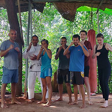 3 Month Martial Arts Residential Training at LightHaven, Goa, India