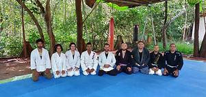 Brazilian Jiu-Jitsu at LightHaven, Goa, India