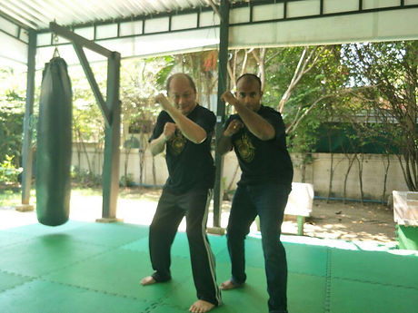 Muay Chaiya Workshop
