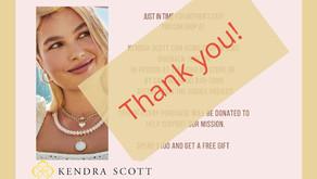 Kendra Scott Giveback Event a Huge Success