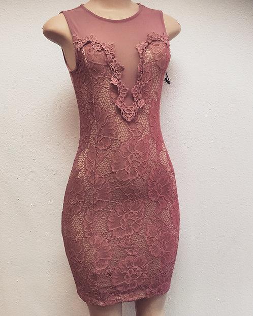 Mauve Dress (small,med.,large)