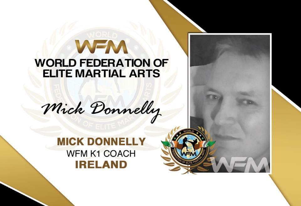 k1 coach ireland donnelly