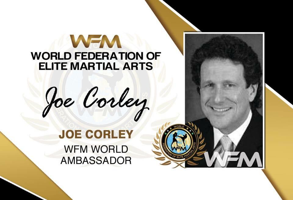 world ambassador corley