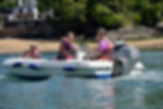 Salcombe boat hire from Whitestrand Boats. Rent boats with friends and family in Salcombe.