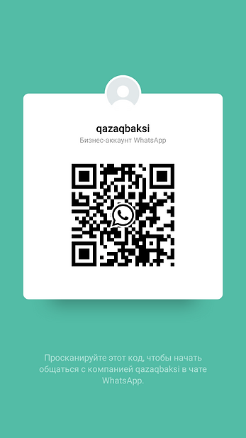 QR-код WhatsApp от контакта qazaqbaksi (