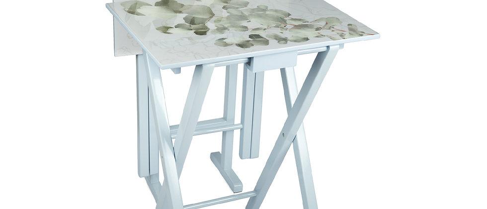 Mesas Plegables Diseño Eucalipto