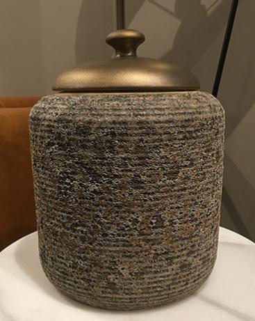 Jarrón Piedra