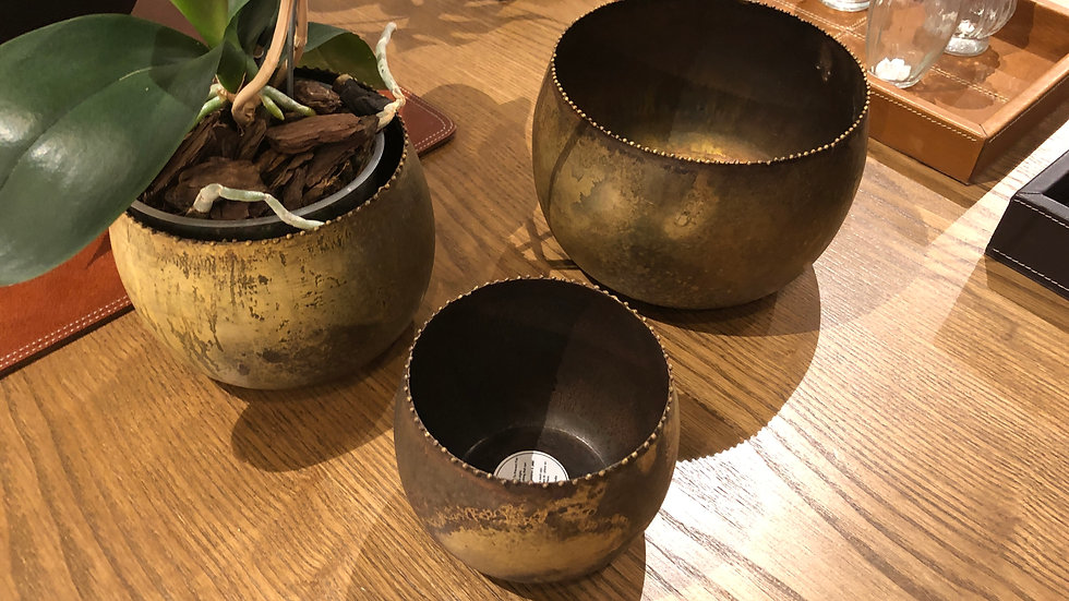 Set x3 Bowl Cromado