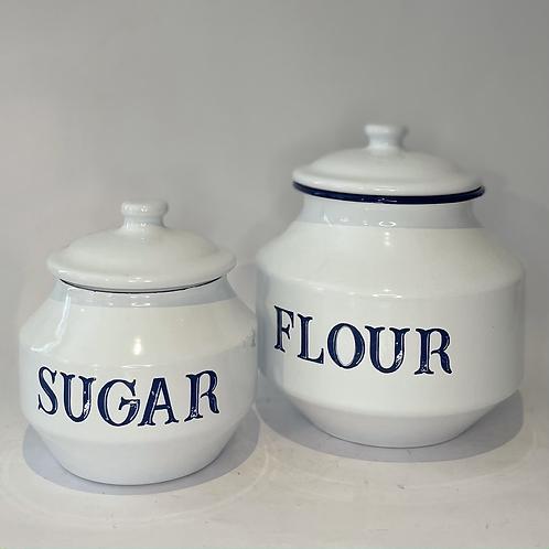 Flour & Sugar en Peltre