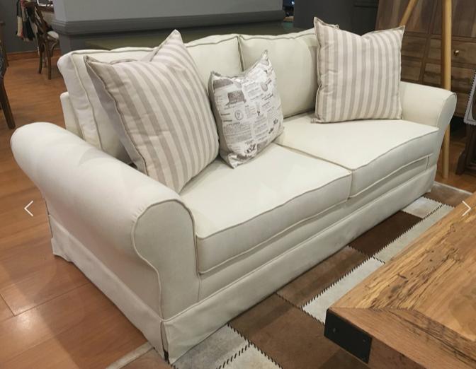 Sofa Lugano con Falda 2.20