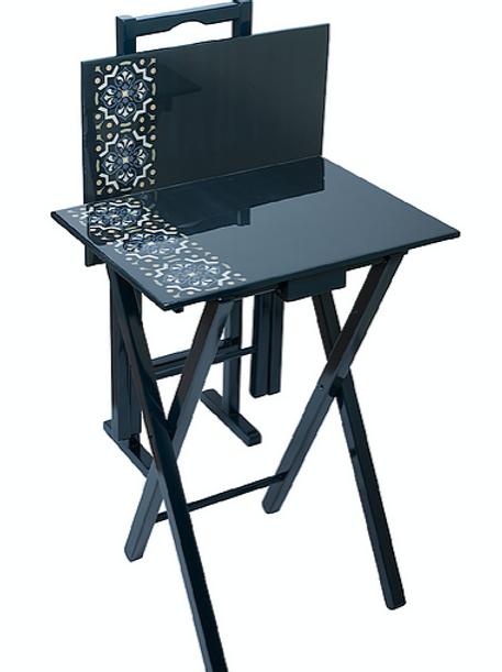 Set Mesas Auxiliares Plegables - Diseño por definir