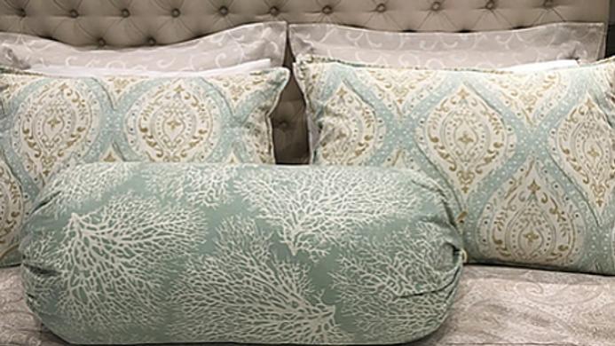 Set Cojines para la cama