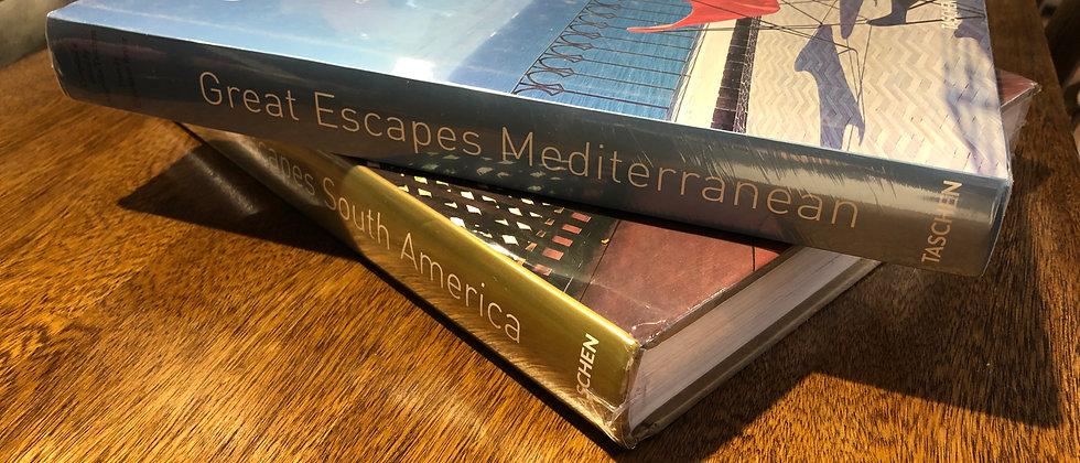 Libros Taschen Set x2