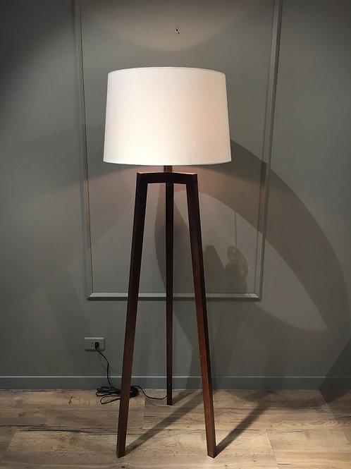 Lámpara Tripode Madera