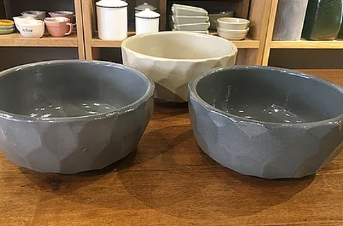 Set Bowl Diamante x2