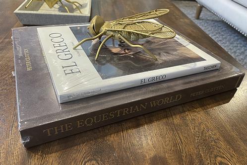 Set Libros Decorativos