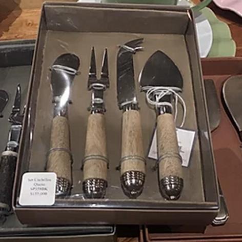 Cuchillos de Quesos