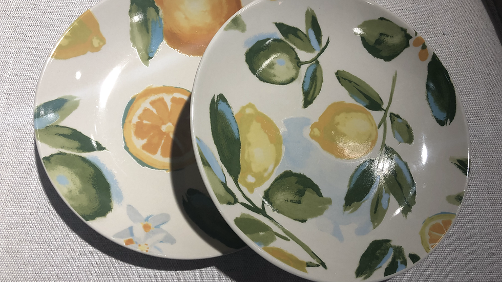Set x2 Platos Limones1