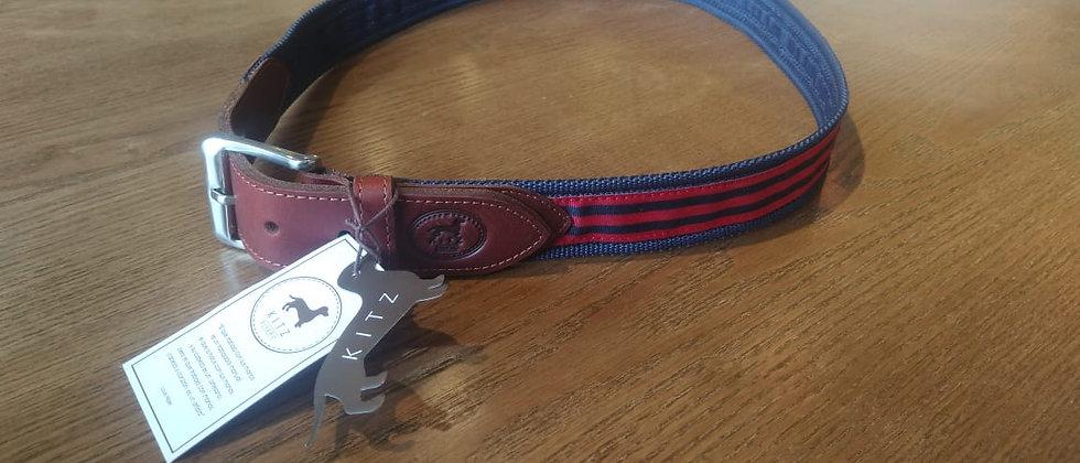 Cinturón Reata Azul - Hombre
