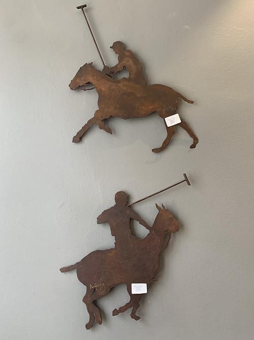 Set x2 Esculturas Santiago Jimenez