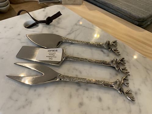 Set Cuchillos Quesos
