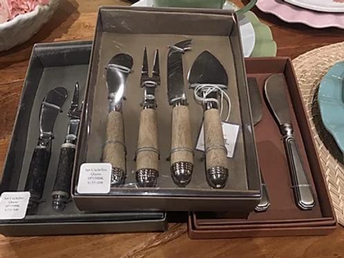 Cuchillos Quesos