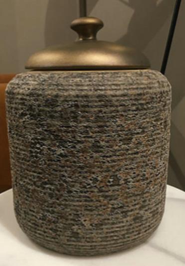 PARA SHOWER: Jarro Piedra Large