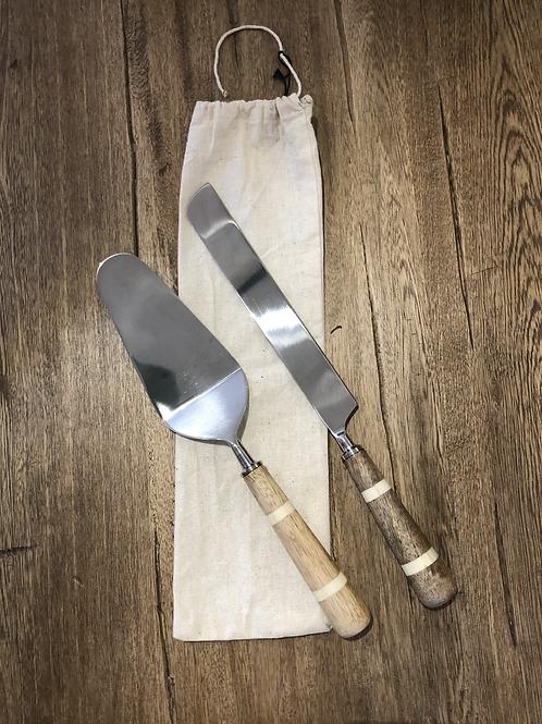 Set Cuchillo para Servir