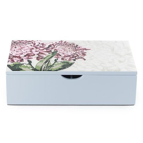 Caja de Té Crisantemo