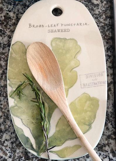 Tabla Cerámica Seaweed