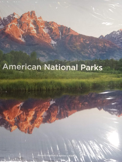 Libro - American National Parks