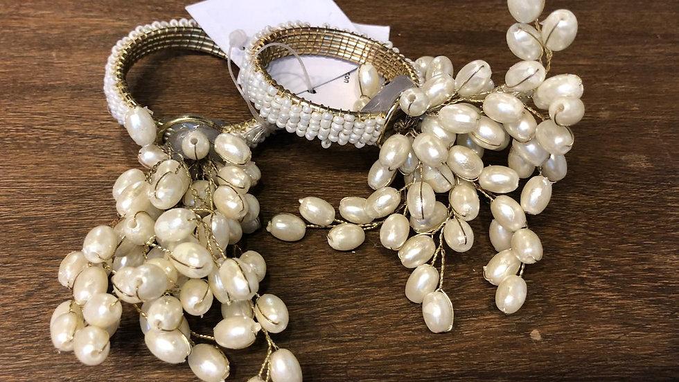 Set x 10 Servilleteros Beads