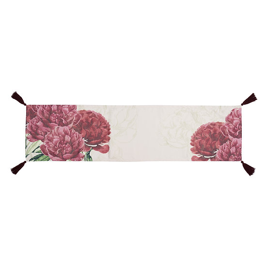 Camino de mesa 1.00 Diseño rosas