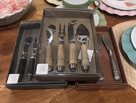 Cuchillos Queso
