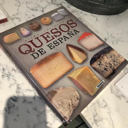 Libro Quesos de España