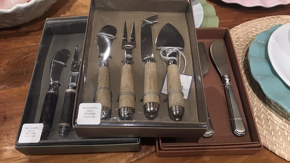 Juegos Cuchillos para Queso