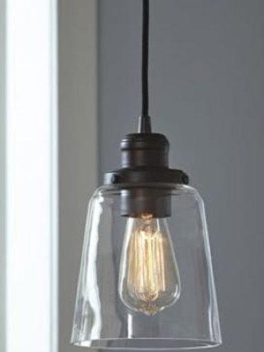Lámpara Coca de Vidrio x 2