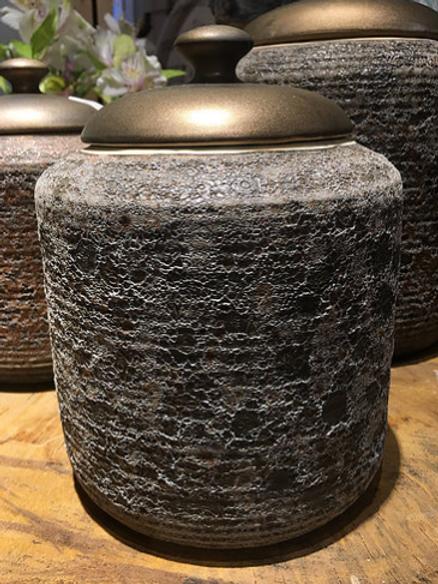 Jarrón Piedra Small