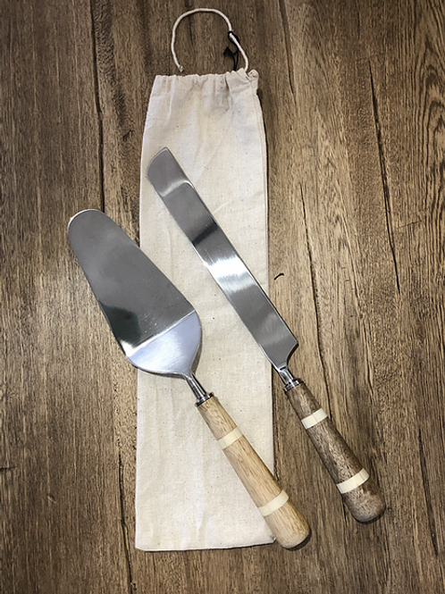 Cuchillos Servir