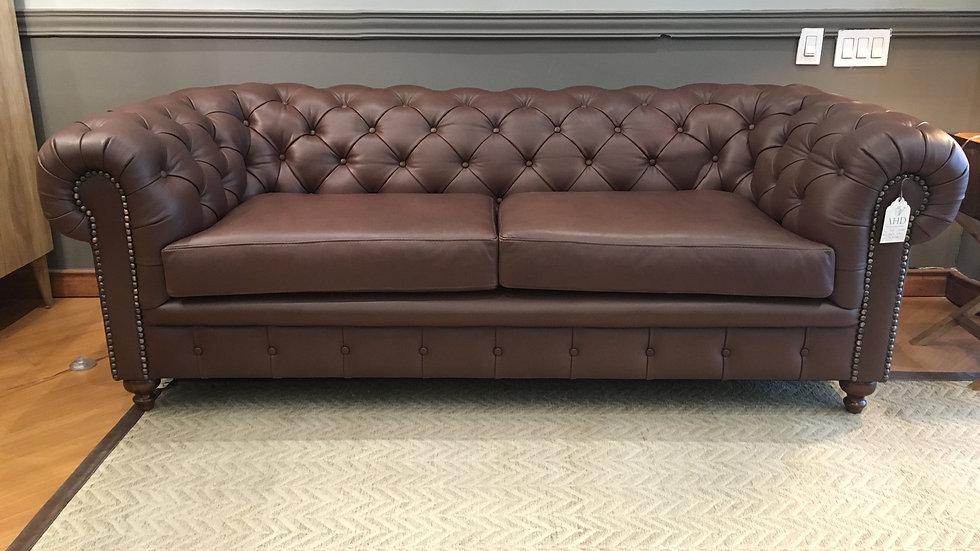 Sofa Chester 1.80 Cuero