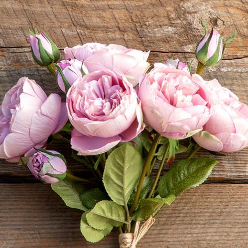 Ramo de Rosas en Seda
