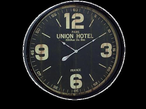 Reloj de Pared - Union Hotel